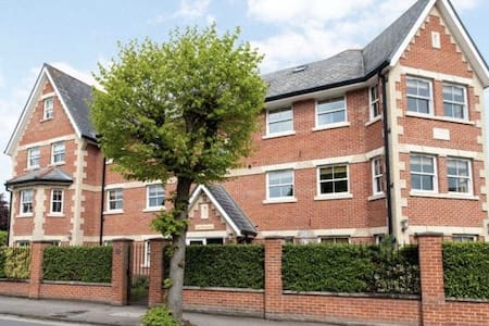 Premium self-contained 2-bed flat - Henley-on-Thames - Apartemen