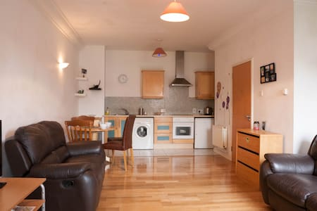 One bed new apartment in IFSC AREA.