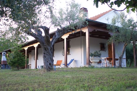 Beautiful and quiet villa in the countryside - Hus