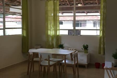 House in Ciudad del Saber, near Miraflores locks - Panamá - Huis