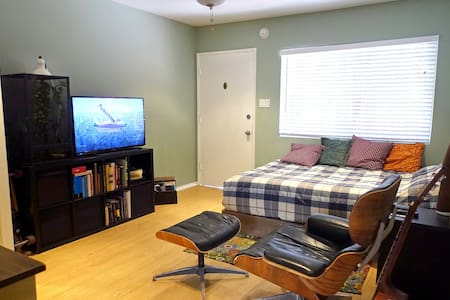 Cozy apartment in Hollywood - Los Angeles - Apartment