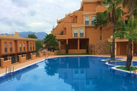 Penthouse La Sella Golf Resort, Pedreguer Alicante - Apartamento