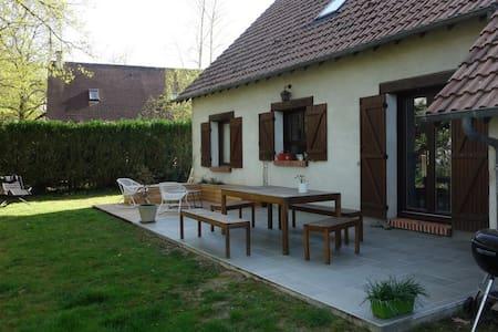Jolie maison en Sologne et à proximité de Chambord - Haus