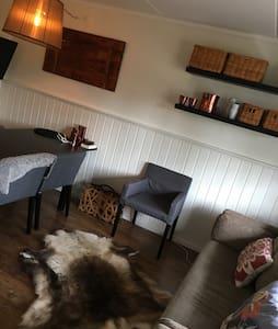 Smart lägenhet med ski in-ski out läge - Flat