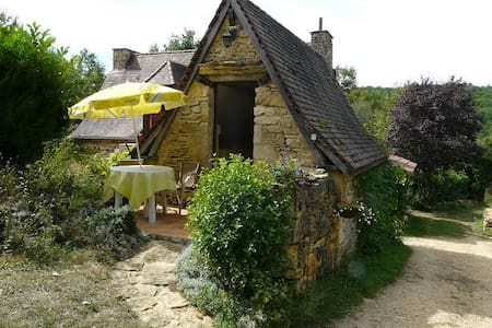 Studio en campagne proche de Sarlat - Saint-André-d'Allas - Huis