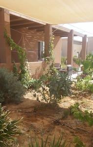 Magnificant desert house - Casa