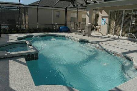 Villa134 CalabayParc at Tower Lake Orlando Florida - Haines City - Haus