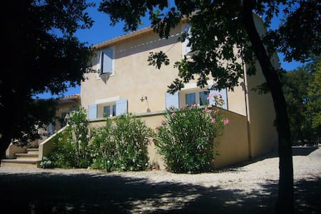 Beautiful new villa near Golf - L'Isle-sur-la-Sorgue - Villa