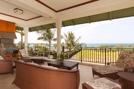 Kolea 4F Ocean View Penthouse - Waikoloa