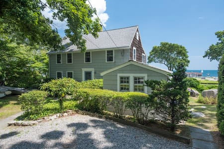 Waterfront Home, Mystic, Ct. - Huis
