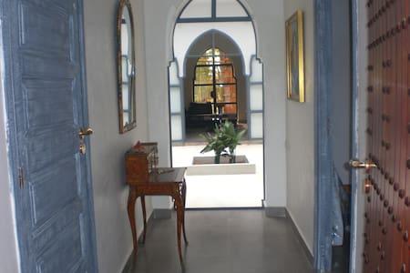 Riad Palmeraie Marrakech - House