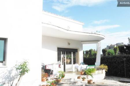 Big Double/Triple room with Private Bathroom - Santa Marinella - Villa