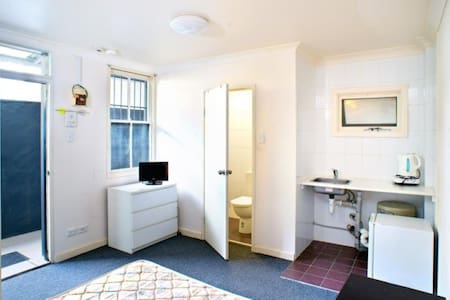 Affordable Private Room Paddington city lifestyle - Gästehaus