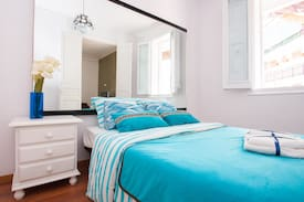 Picture of BLUE DOUBLE ROOM