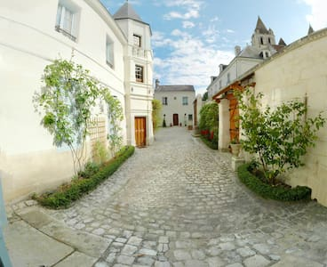 Special Place in the Loire Valley - Loches - Hus