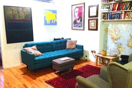 Room - heart of Greenwich Village!