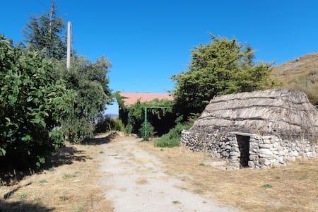Una casa in cima al mondo - Santo Stefano Quisquina - Haus