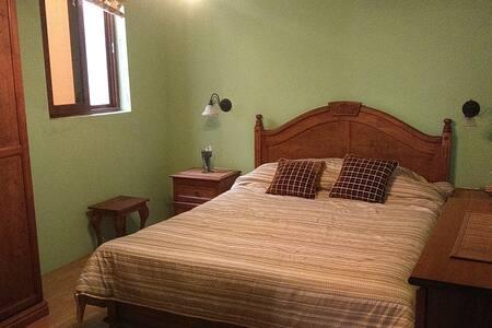 nice double room in gharb - L-Għarb