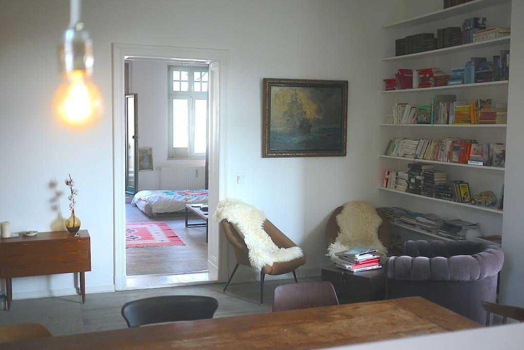 Lovely 96m² flat in Prenzlauer Berg