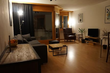 Large sofa-bed in 2-floor flat. - Wohnung