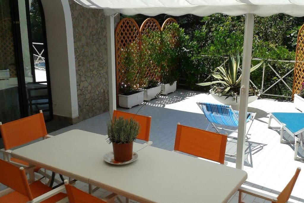 terrazzo privato - private terrace