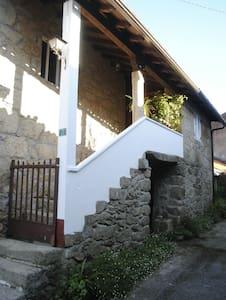 Casa típica gallega. Casa do Corral - House