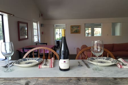 Your own wine country bungalow - Bungaló