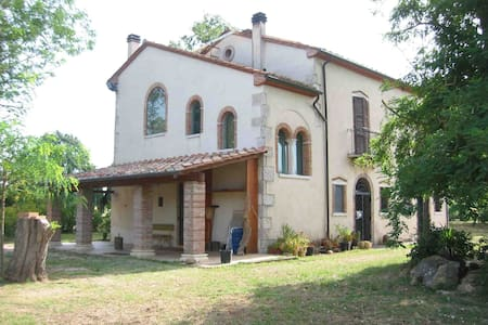 A kind farm in Maremma - House