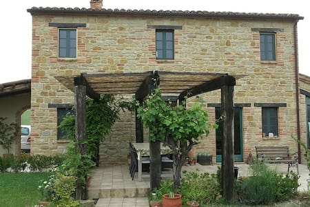Casa Felice in Italy - Sant'Angelo in Pontano