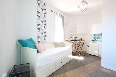 Studio-Vue magnifique sur le quartier historique - Montpellier - Apartment