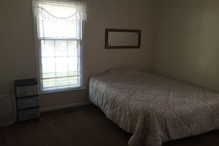 Perfect for single travelers! - Jacksonville - Casa