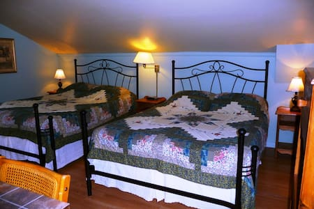 Chambre 2 - Roberval - Bed & Breakfast