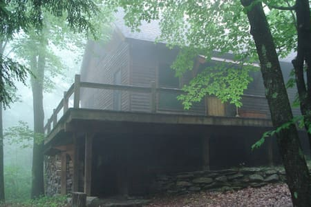 Secluded cabin on 45 private acres! - Cabaña