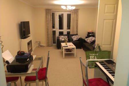 Kingsize double bedroom on a charming flat - Flat