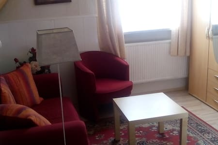 Gemütliche Kleine Fewo in Strandnähe am Küstenwald - Apartamento