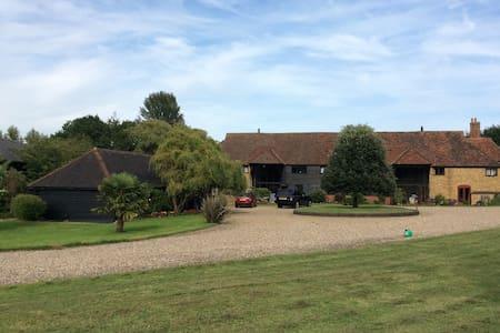 Country house near Canterbury