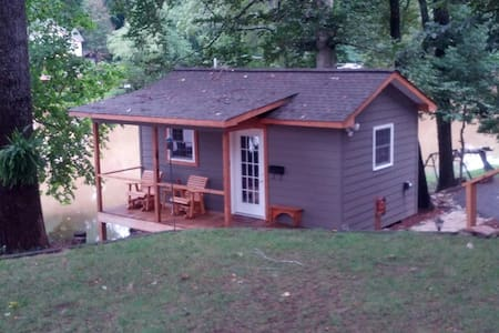 Cabin-Lakepoint on the Saluda - Easley - Appartement