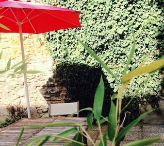 F2  avec jardin rue jeannot en plein centre - Nancy - Byt