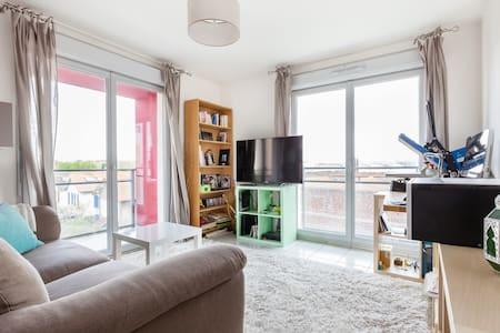 2 pièces au calme proche Paris - Apartment