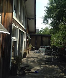 Zen 60s Mod Beach House - House