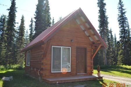 Serenity Cabin - Soldotna - Stuga