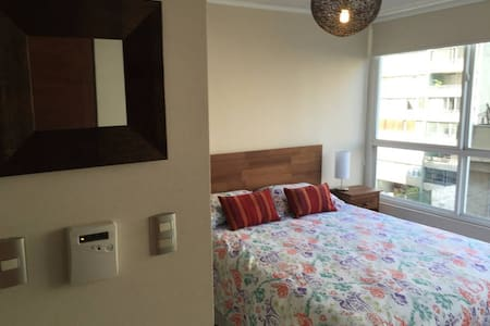 Stunning 5th Floor 12 min walk Lastarrias Santiago - Santiago - Appartamento