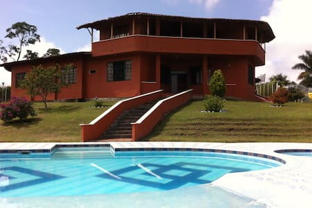 A dream in the heart of the coffee region - Bed & Breakfast