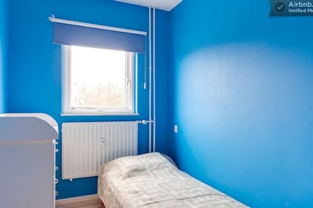 Private room (1 pers) blue
