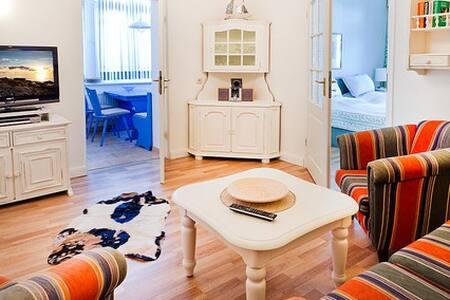 Das Apartment In der Villa Granitz