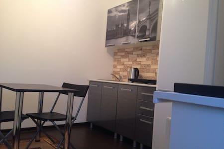 Новая квартира - Lägenhet