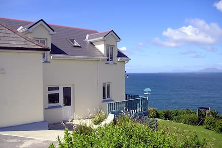 Dolphin Watch Self Catering House - Letterfrack - Huis
