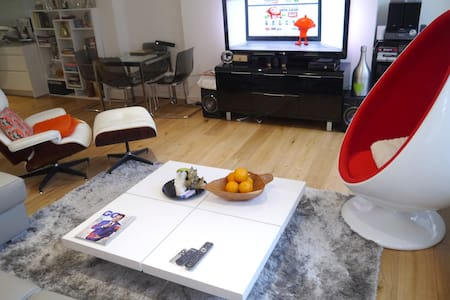 A georgeous room in the heart of Soho - Londres - Apartamento