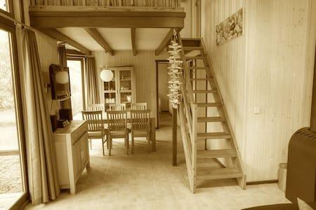 Haus mit Sauna am See - Talo