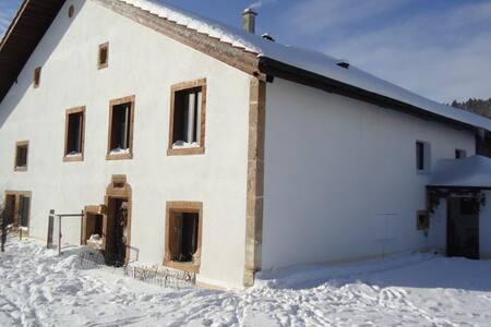 Charming House in Jura - Les Emibois